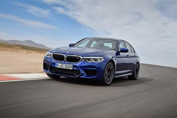 BMW M5 Competition Package套件將提供625匹馬力